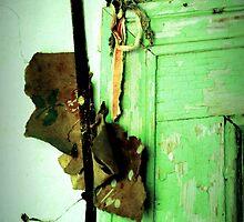 vintage mementos in a girl's room by nessbloo