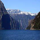 Milford Sound by ValRE