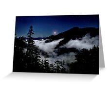 Buck Mountain Joy ~ Oregon Cascades ~ Greeting Card