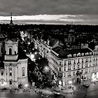 Prague monochrome by scottsphotos