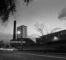 Ram Brewery - Wandsworth by Chris Luneburg