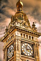 WON the 'Clock Tower' challenge of group 'Architecture - The …'