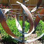 Garden Sculpture by abercot