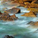 * Rocky Seaside * by Steven  Siow