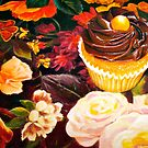 Cupcakes and Butterflies by  Janis Zroback