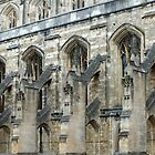 Flying Buttress by AndyLatt