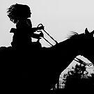 Lone Rider by ajreece