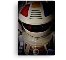 RetroBot Canvas Print