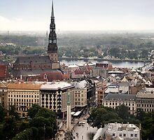 Vecrīga 2008 | Old Riga 2008 by Roberts Birze