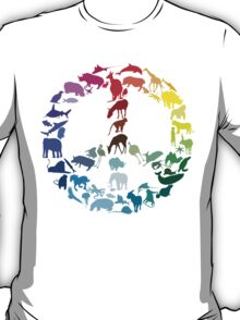 Animals of Peace T-Shirt