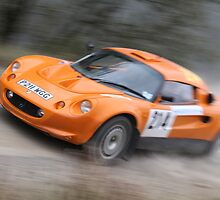 Bernie Mclean/Garth Howell - Lotus Elise - Woodpecker Stages 2011 by MSport-Images