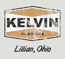 Super 8 - Kelvin Gasoline - Lillian, Ohio (Distressed) by TGIGreeny