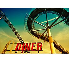 Diner Photographic Print