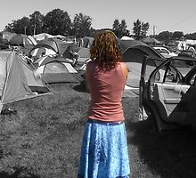 In Tent City by westcountyweste