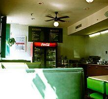 The Coffee Shop 02 by mdkgraphics