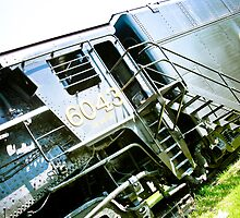 Old locomotive Steam Train 02 by mdkgraphics