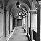 Corridor through the Arches by curiouscat