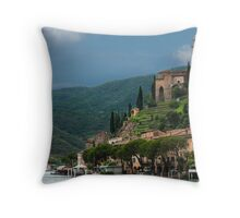 Waters Edge. Throw Pillow