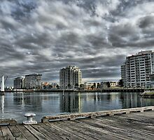 Waterside View by Steven  Agius