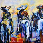 Charros  by Reynaldo