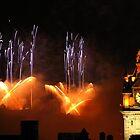 Edinburgh Festival Fireworks 2011 (V) by Shienna