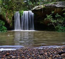 Berowra Waterfall by fotoWerner