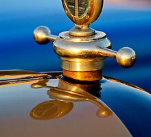 1922 Studebaker Touring  Hood Ornament 2 by Jill Reger