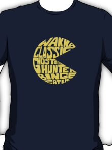 Not So Wordy Ghost Eater T-Shirt