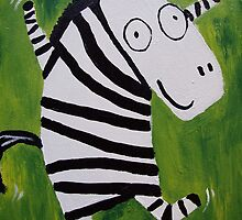 Zebra Dance 2 by sandib