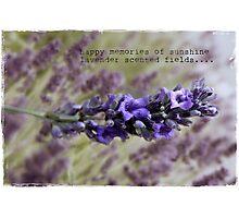 My Garden Photographic Print