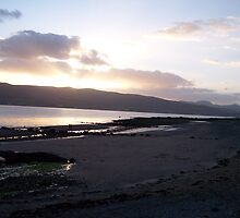 Lunderston Bay , By Gourock Inverclyde  by shopinverclyde