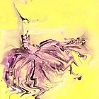 Ballerina Variations 1 by Karen Gingell