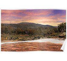 Mt Dale - Western Australia  Poster