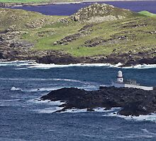 Valentia Lighthouse by Nicola Lee