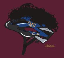 FOTC - Hair Helmet (no text) by Malc Foy