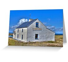 O Shea's - Co. Kerry Greeting Card