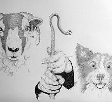 Shepherd's Lot by Sue Nichol