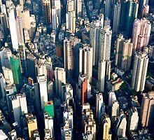 Hong Kong by Dean Bailey
