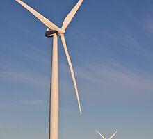 Wattle Point Wind Farm by burrster