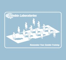 Zombie Laboratories by robotrobotROBOT