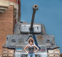 got tank? by Lisa Knechtel