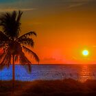 Miami Beach Sunrise by njordphoto