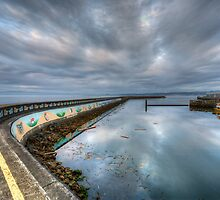 Ogden Point by Don Guindon
