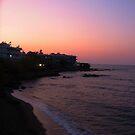 Sunset in Chersonissos by ienemien