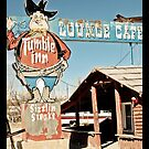 Tumble Inn Neon Sign by sweetwyo