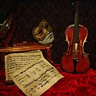 A musical night by Luisa Fumi