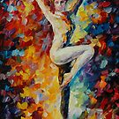 REFINEMENT - LEONID AFREMOV by Leonid  Afremov