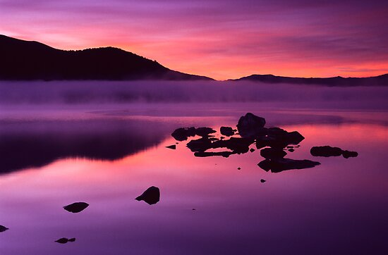 Winters Dawn by Paul Mercer