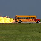 Jet Bus by Karl R. Martin