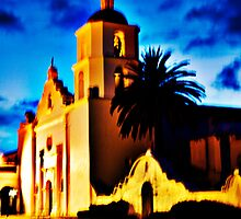 The Mission at San Luis Rey by Siren18
